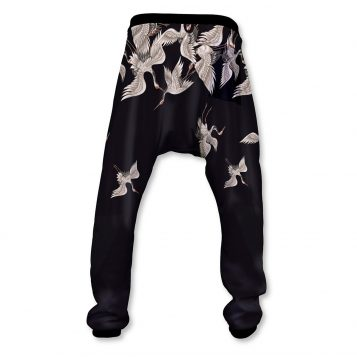 Summer Crow Baggy Pant