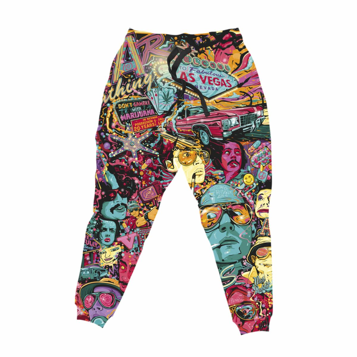 Superrevel Fear And Loathing Jogger