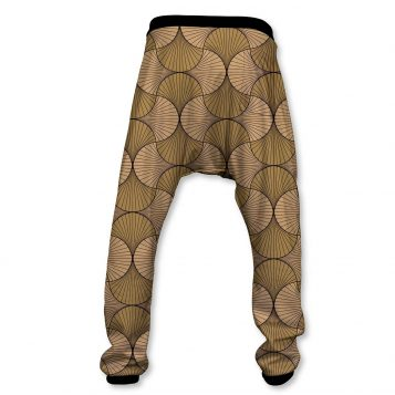 Superrevel Golden Skin Baggy Pant