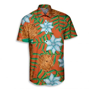 Coco Flower Short Sleeve Shirt