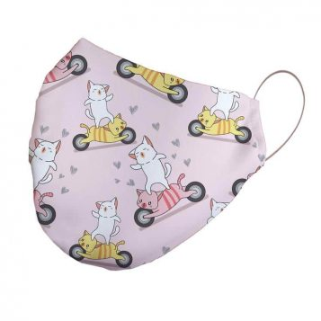 Cats Neoprene Children's Face Mask