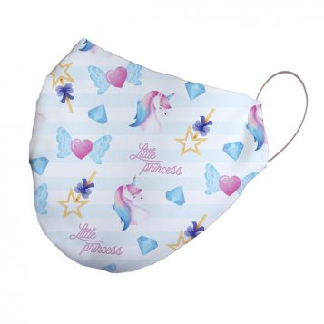 Little Princess Neoprene Children's Face Mask