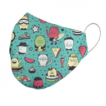 Hi Neoprene Children's Face Mask