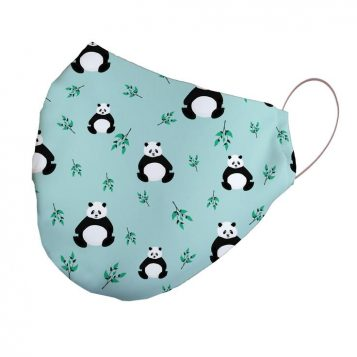 Panda Neoprene Children's Face Mask