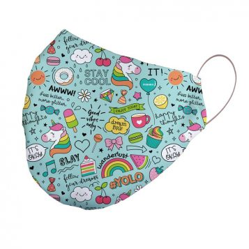 Stay Cool Neoprene Children's Face Mask