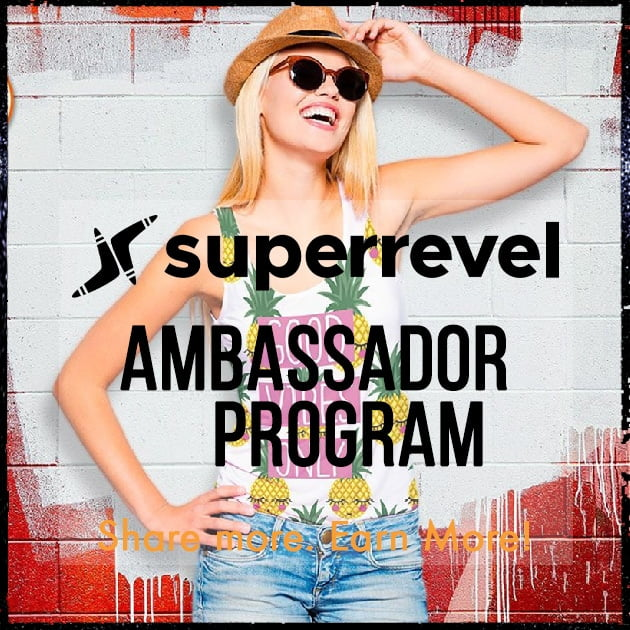 Superrevel Ambassador program