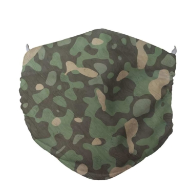 Face Mask Anti Dust Camouflage