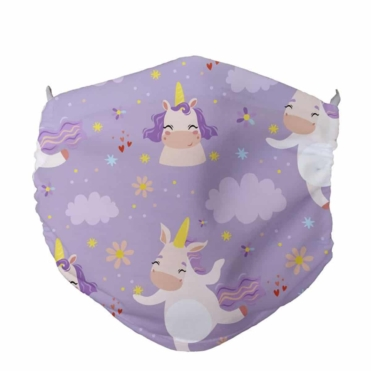 Face Mask Anti Dust Unicorn
