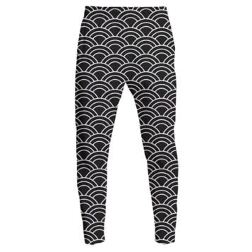 Black Waves Jogger