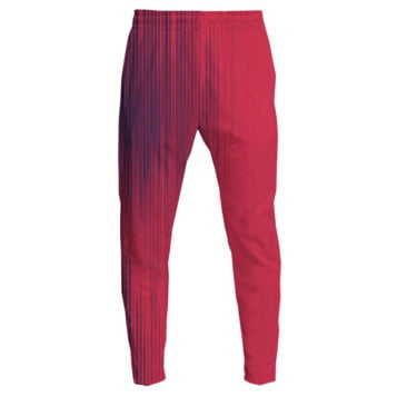 Red Lines Jogger