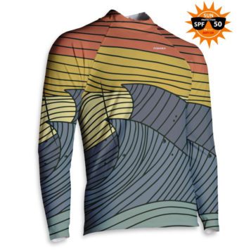 Catch the Wave Long Sleeve Surf Shirt